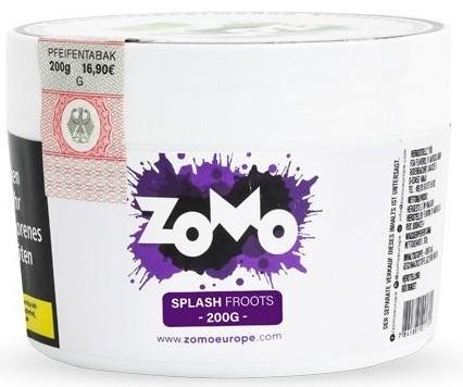 Zomo Tabak - Splash Froots 200 g