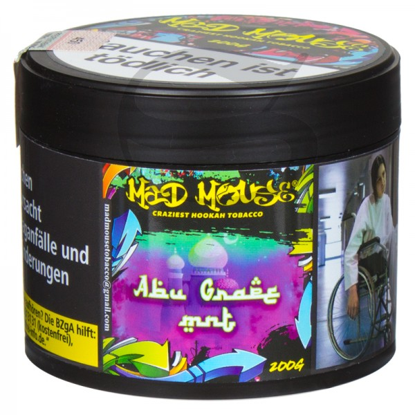 Mad Mouse Tabak - Abu Grabe Mnt 200 g