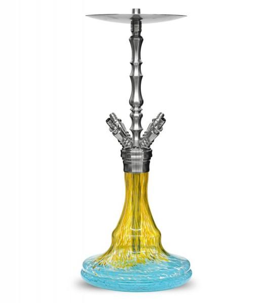WD Hookah V3 - Miami Yellow Blue