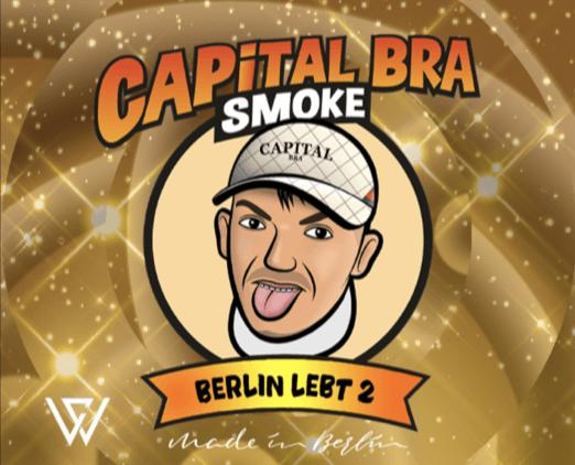 Capital Bra Smoke - Berlin Lebt 2 200 g
