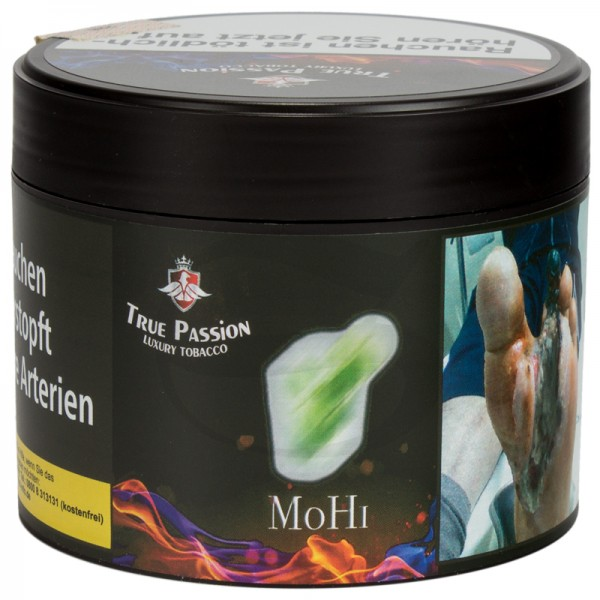 True Passion Tabak MoHi 200g