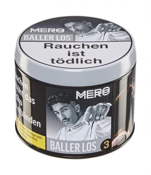Mero Tabak 200 g - No. 3 Baller Los