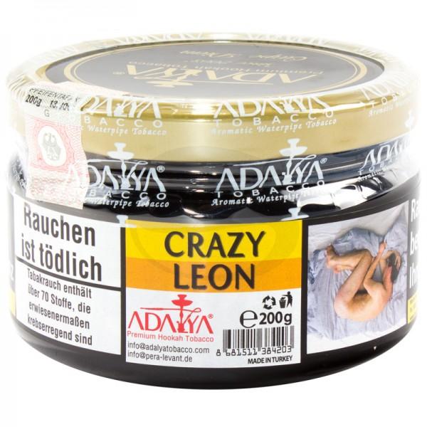 Adalya Tabak Crazy Leon 200 g