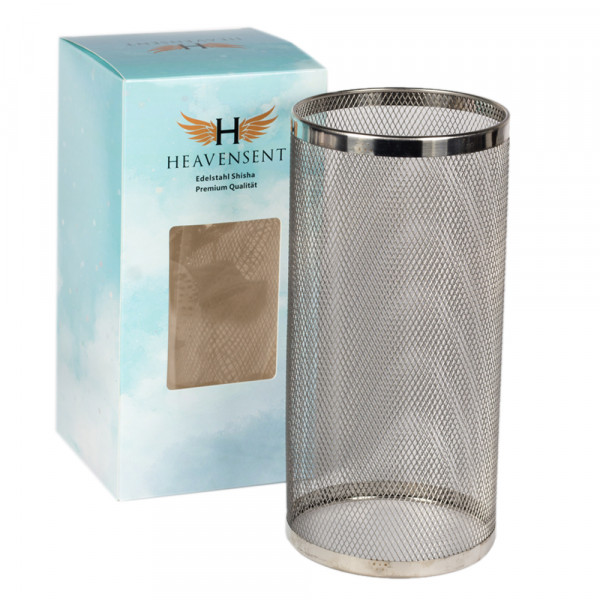 Heavensent Windschutz Gitter - Silber