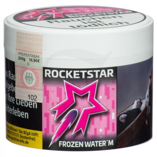 Rocketstar Tabak - Frozen Waterm 200 g