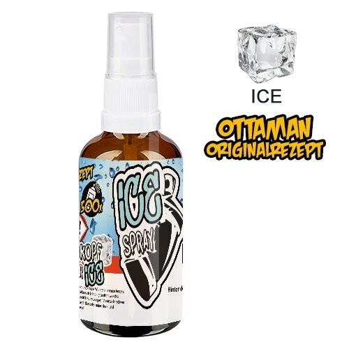 Ottaman Ice Spray - 50 ml (500 Sprühstöße)