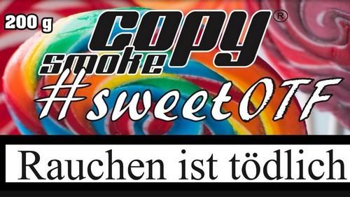 Copy Smoke Tabak - Sweet OTF 200 g