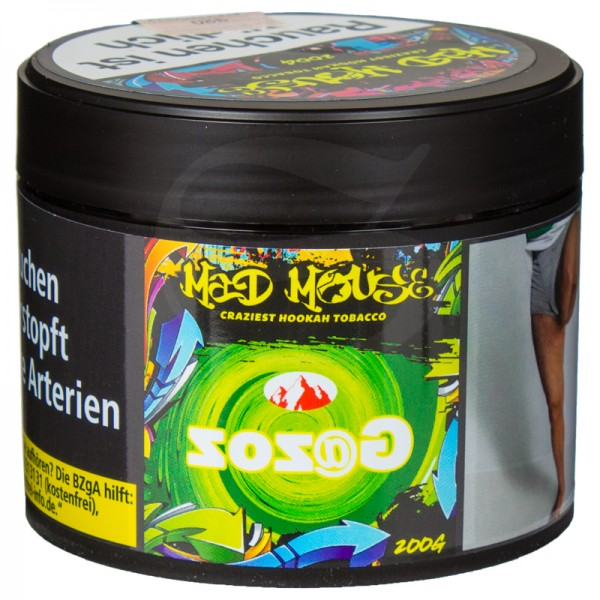 Mad Mouse Tabak - Gasos 200 g