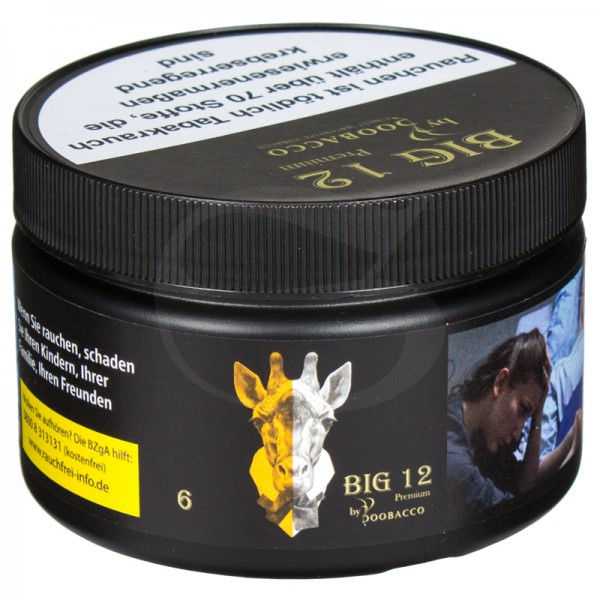 Big 12 Tabak - #6 Giraffe 200 g