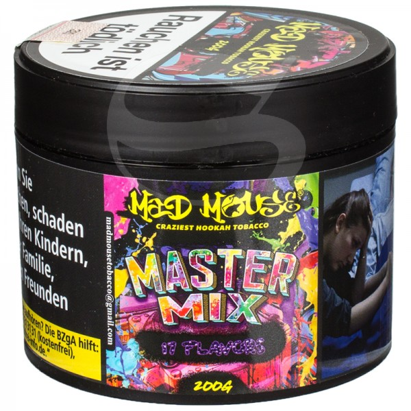 Mad Mouse Tabak - Master Mix 200 g
