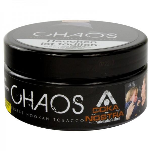 Chaos Tabak Coka Nostra 200 g Dose