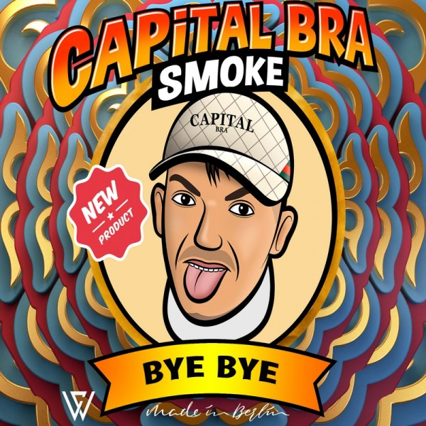 Capital Bra Smoke - Bye Bye 200 g