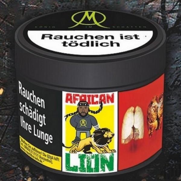König im Schatten Tobacco - African Lion 200 g
