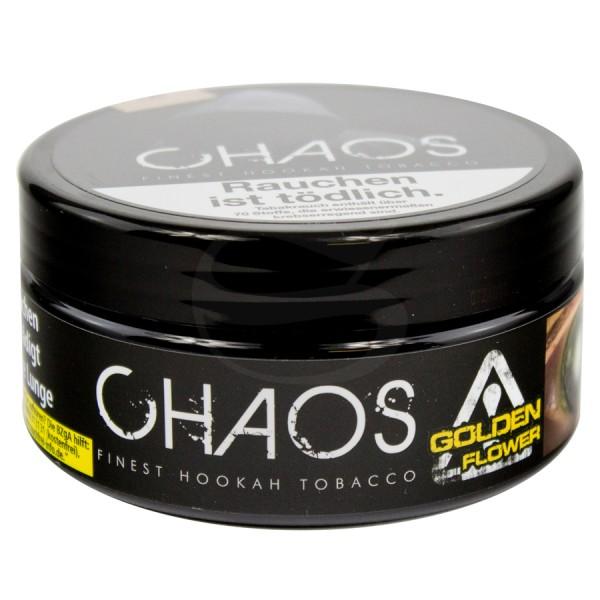 Chaos Tabak Golden Flower 200 g Dose