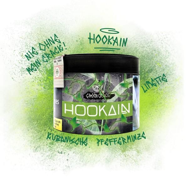 Hookain Tabak - Green Crack 200 g