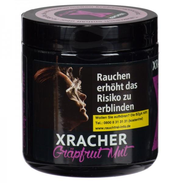 Xracher Tabak - Gräpfrut Mnt 200 g