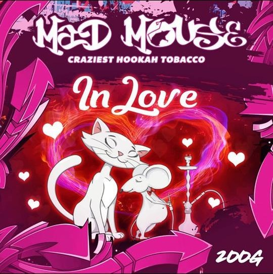 Mad Mouse Tabak - In Love 200 g