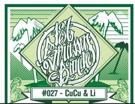 187 Strassenbande Tabak - Cucu und Li 200 g