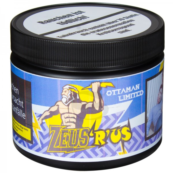 Ottaman Tabak - Zeus 'r' Us 200 g