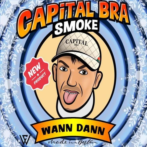 Capital Bra Smoke - Wann Dann 200 g