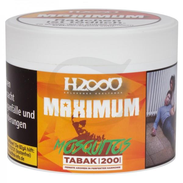 Hasso Maxixum Tabak - Mosquitos 200 g