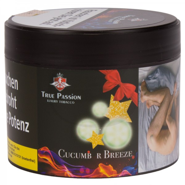 True Passion Tabak Cucumbr Breeze 200 g