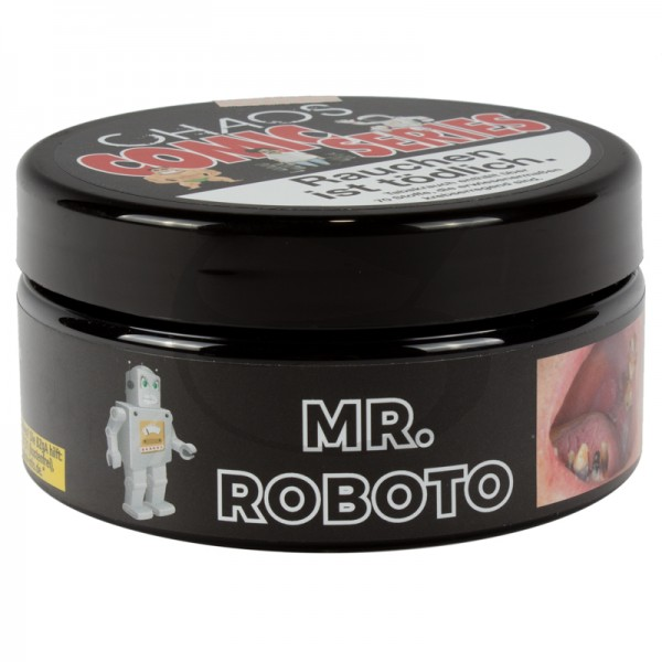 Chaos Tabak Comic Series - Mr. Roboto 200 g