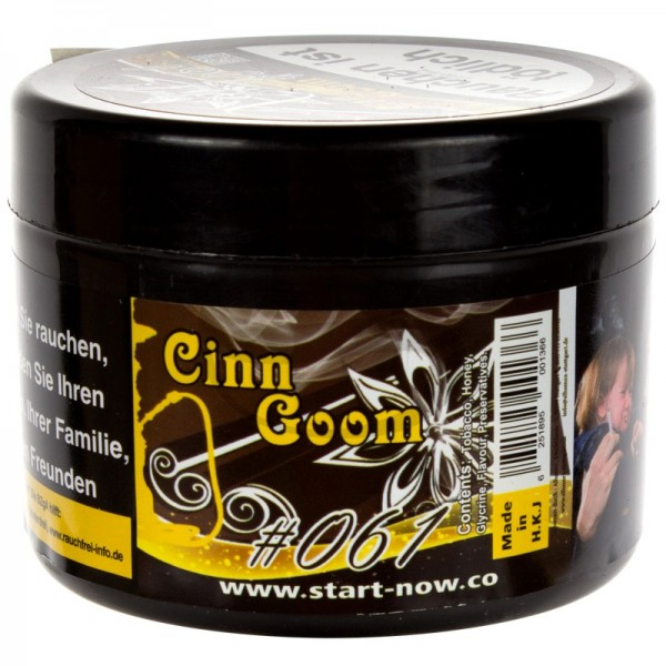 Start Now Tabak - Cinn Goom 200 g