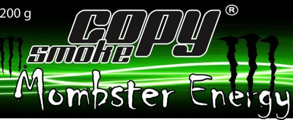 Copy Smoke Tabak - Mombster Energy 200 g