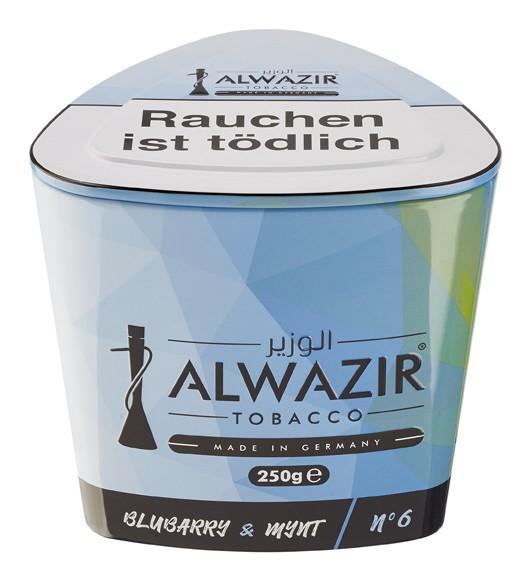 Alwazir Tabak - Bluebarry Mynt 250 g