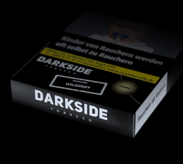 Darkside Base Tabak - Wildbrry 200 g