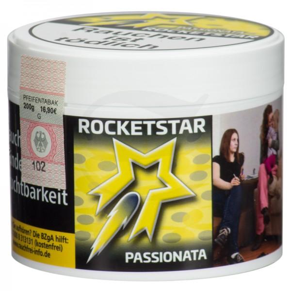 Rocketstar Tabak - Passionata 200 g