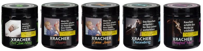 Xracher-Tabak-Banner