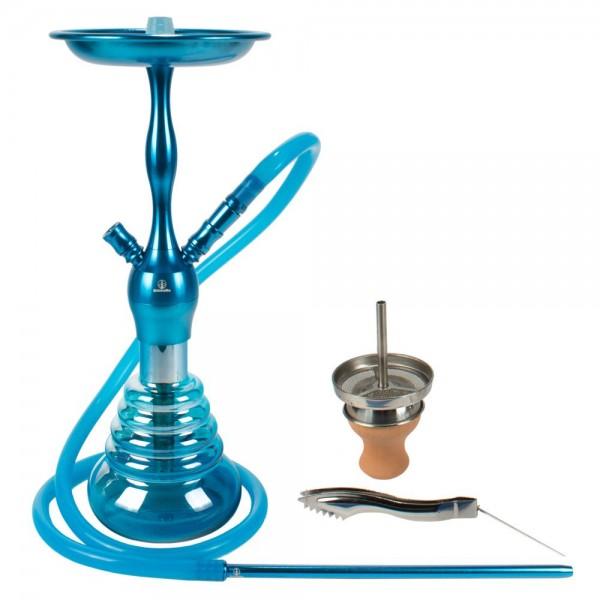 ShishaMe Alula Blau - 450er Komplettset