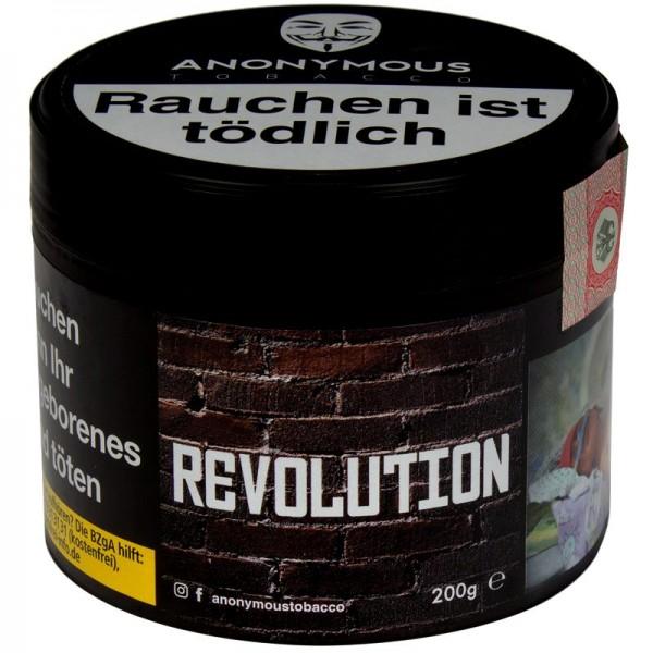 Anonymous Tabak Revolution 200 g Dose