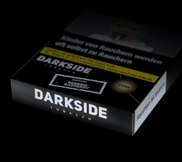 Darkside Base Tabak - Generis Rasperry 200 g